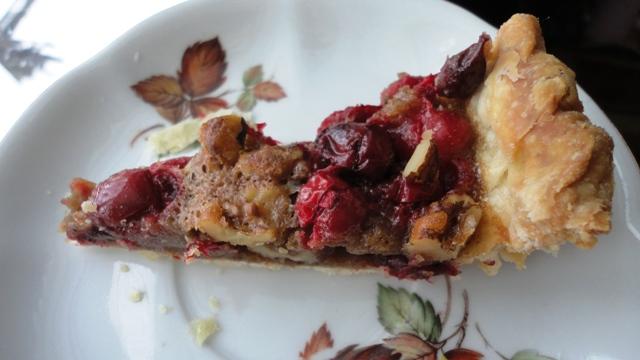 Cranberry Walnut Pie Recipe — Dishmaps