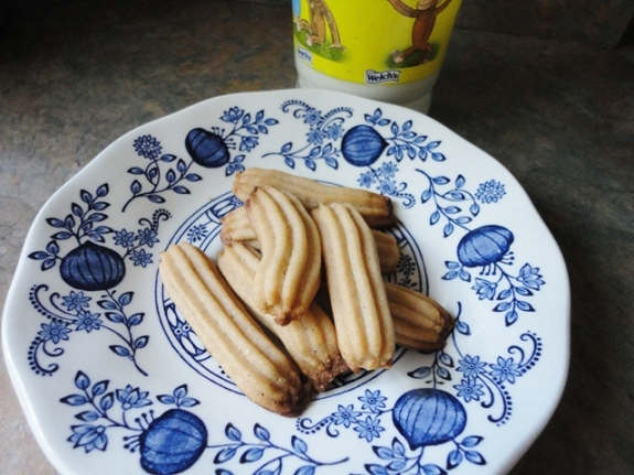 Vanilla Malted Cookies | Try It You Might Like It