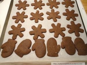 chocolate gingerbread cookies 2