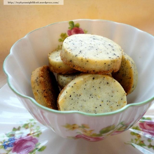Earl Grey Tea Cookies | Try It You Might Like It