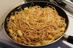 vegetable lo mein 4