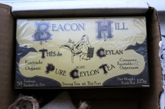 Beacon Hill tea