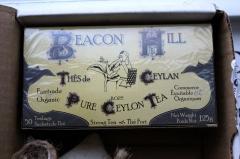 Beacon Hill tea