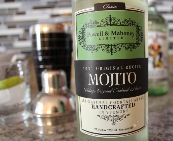 WILTW - Powell and Mahoney mojito mix 3