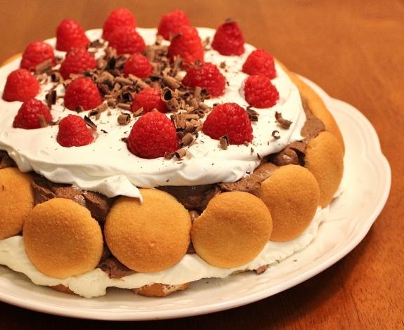 Chocolate Mousse Torte 2