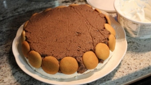 Chocolate Mousse Torte 4