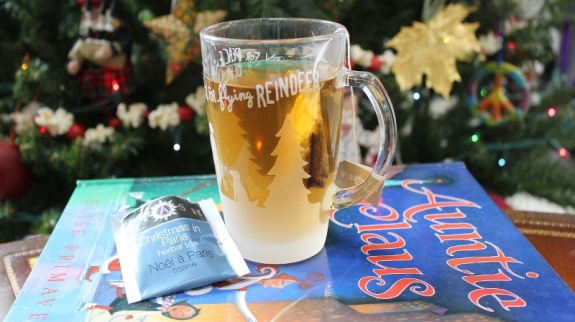 WILTW-Christmas in Paris herbal tea