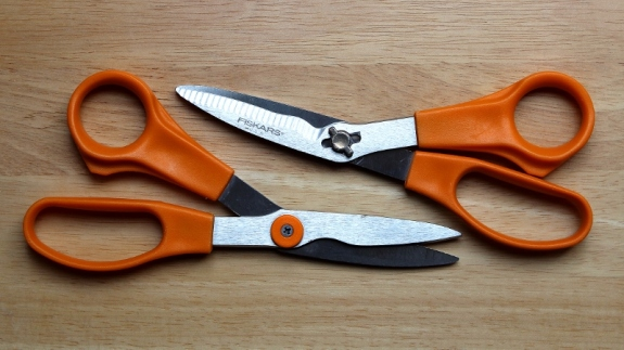 WILTW-fiskars kitchen scissors