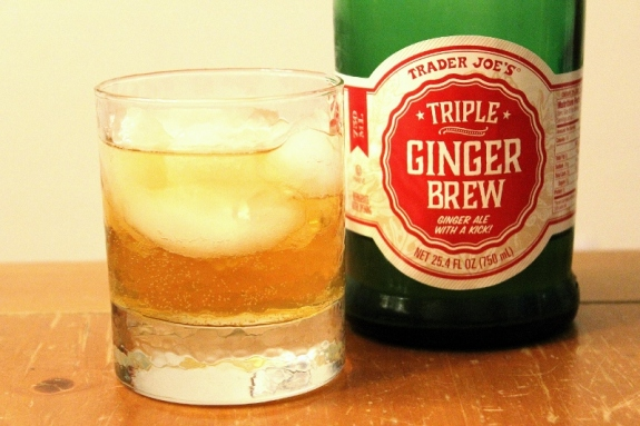 WILTW-Trader Joes Triple Ginger Brew