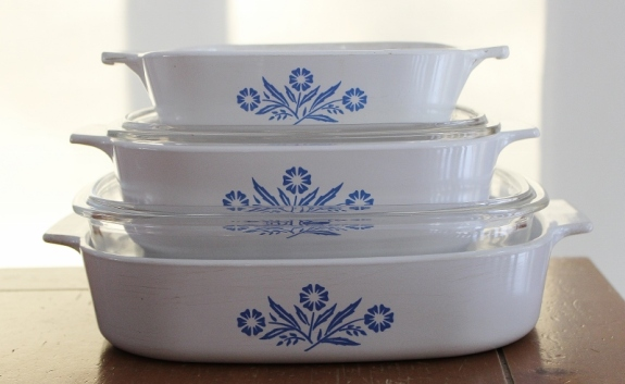 WILTW - corning ware dishes