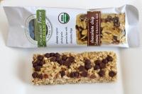 Cascadian Farms chocolate chip granola bar