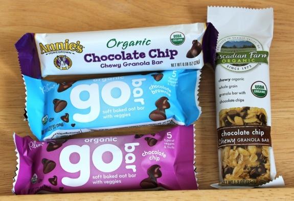 granola bar review