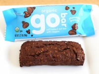 review Go Bar brownie