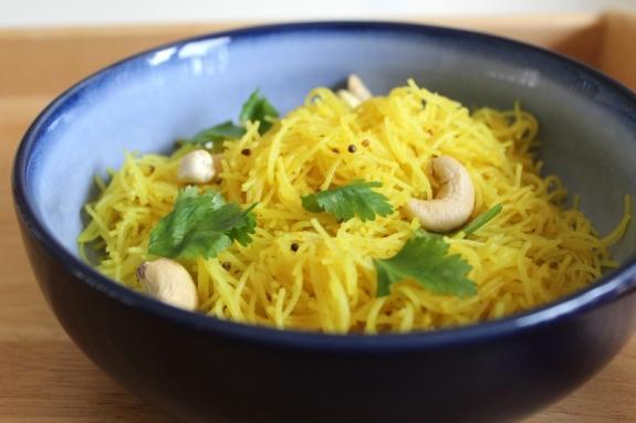 Lemon noodles