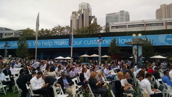 Dreamforce 15 Dreampark